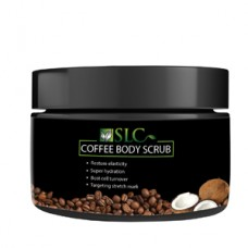 SLC Coffee Body Scrub