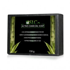 SLC Active Charcoal Soap
